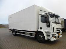 2012 Iveco 180E25 Box truck