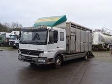 2006 Mercedes-Benz 818 4x2 Vieh