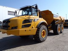 Used 2014 VOLVO A35F