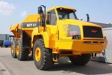 Used 2006 MOXY MT41