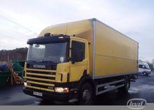 Used 2003 Scania P94