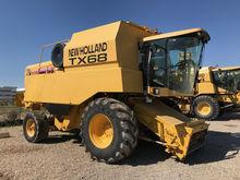 1997 New Holland TX68 FS PLUS C