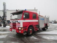 Used 1985 Scania P82