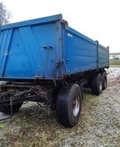 Used 2007 Meiller AK