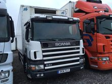 2000 Scania P94DB4X2NB230 Box t