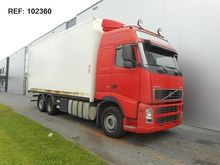 2005 Volvo FH12.500 6X2 BOX MAN