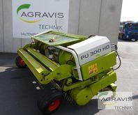 2005 Claas PU 300 HD Forage har