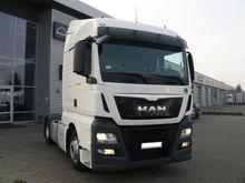 Used 2014 MAN TGX 18