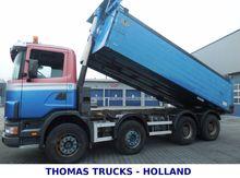 2001 Scania Issoliert Asphalt K