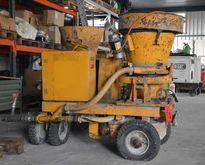 Meyco GM 90 Concrete equipment
