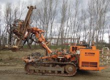 1990 KLEMM KR 803D Drilling mac