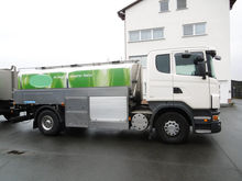 2010 SCANIA G420 Tank truck