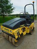 2012 BOMAG BW120 Mini roller