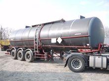 1990 Trailor Bitumen/Cisterne 3