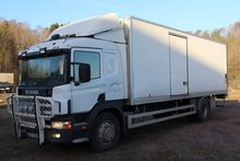 2001 Scania P94-300 Thermo King