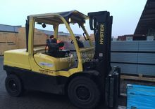 2014 Hyster H5.5ft 4-wheel fron