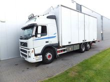 2008 Volvo FM440 6X2 BOX SIDE D