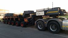 1990 CAPPERI 6-AXLE Low loader