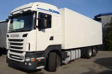 Used 2011 SCANIA R40