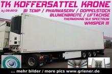 2013 Krone SD 27/ BI TEMP / PHA