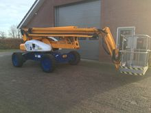 2006 Niftylift HR21 Articulated