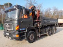 Used 1996 MAN F2000