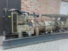 1998 Cummins 180 kVA generators