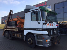 2001 MERCEDES BENZ DB Actros 25
