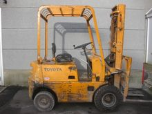 Used TOYOTA 2FGH14 4