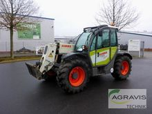 Used 2008 Claas Scor