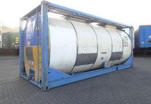 1995 Van Hool Tankcontainer, 25