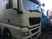 2011 MAN TGX 26.440 Tractor uni