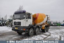 2003 MAN 41.414 Concrete mixer