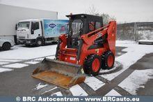 2012 GM 650 Skid steer loader