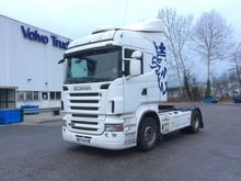 2008 Scania R-serie 4x2 Tractor