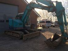 Hanix SB 800-2 Mini excavator