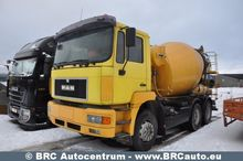 1999 MAN 26.364 Concrete mixer