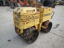 1998 Wacker RT 820 H Roller