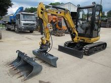 2015 CAT 302.7 DCR Mini excavat
