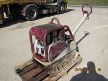 2000 Wacker DPU 6055 Vibroplate