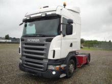 2009 Scania R480 mega Tractor u