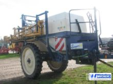 1998 Sieger TSM Trailed sprayer