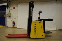 2013 Hyster S1,5S IL Stacker