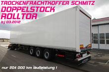 Used 2012 Schmitz Ca