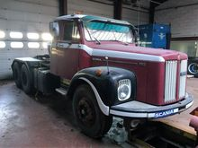 1961 Scania 110 Tractor unit
