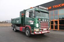 Used 2001 Scania R14