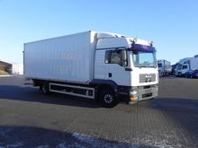 2008 MAN 12.280 TGM Box truck