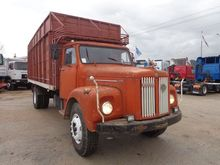 Used 1967 Scania SCA