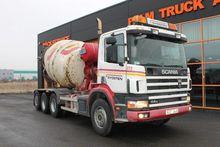 Used 2001 Scania P11