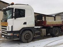 2001 SCANIA 124 L 470 Tractor u